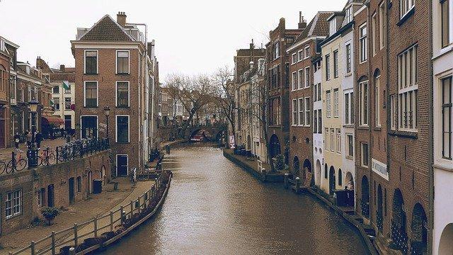 Foto gracht Utrecht - Studentchauffeur Utrecht