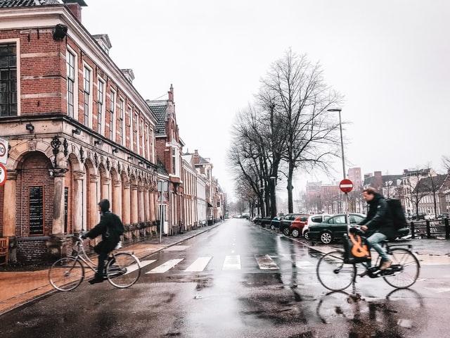 Regenachtige dag groningen - Chauffeur voor u