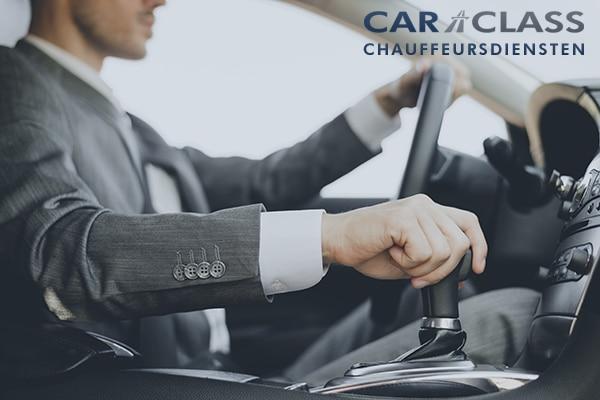 Prive chauffeur van Car Class